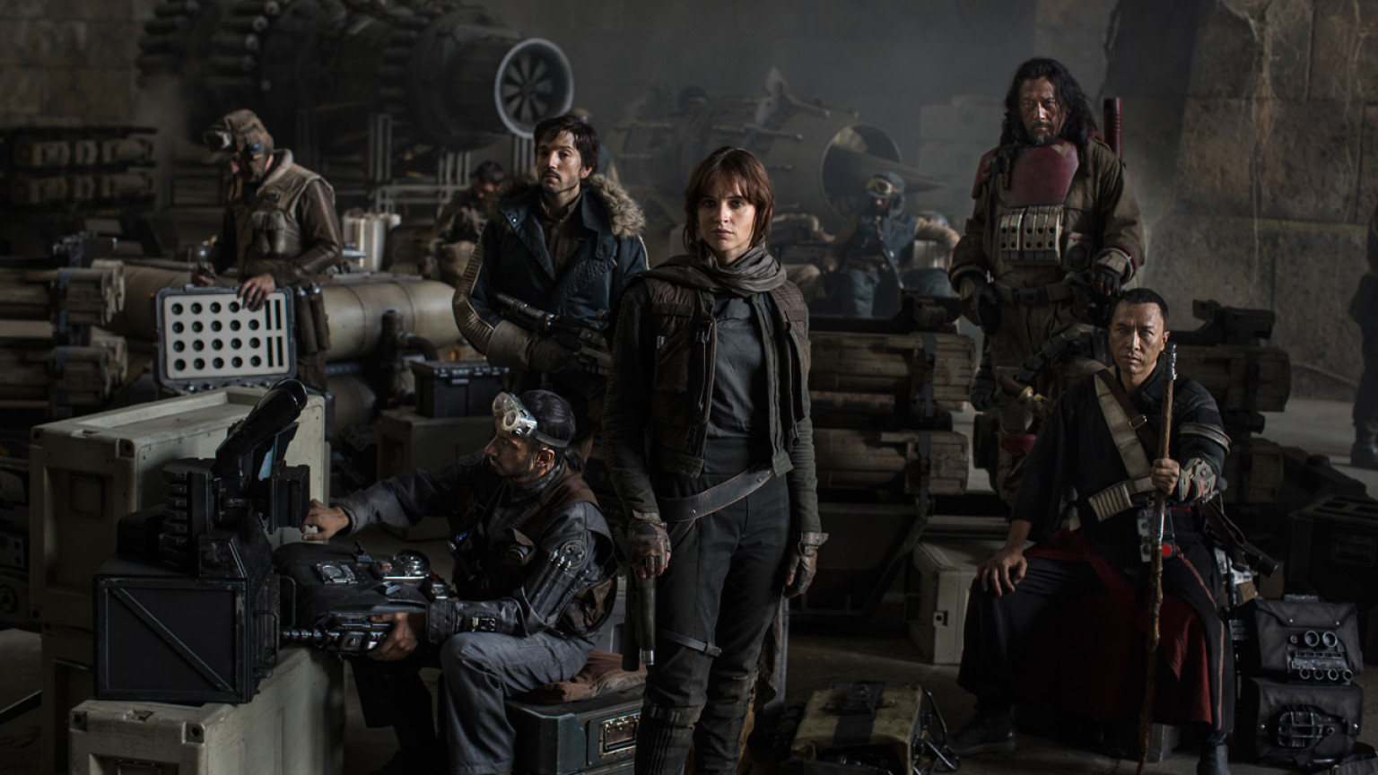 Star Wars: Rogue One - 16 de Dezembro