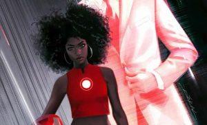HQ | Confira a armadura do Homem de Ferro que a Riri Williams utilizará!