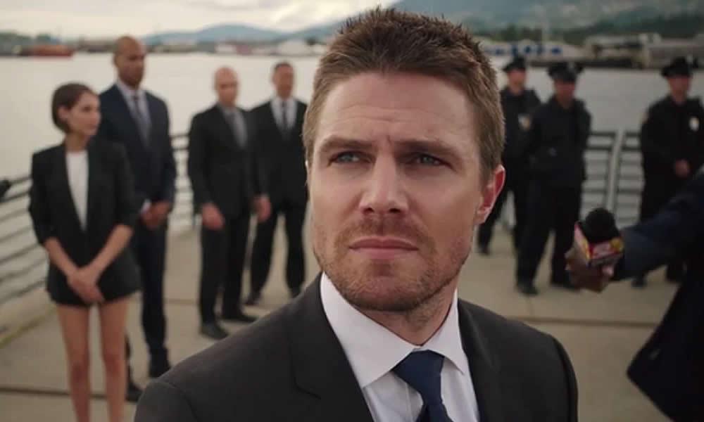 Divulgado um novo trailer oficial da quinta temporada de Arrow!