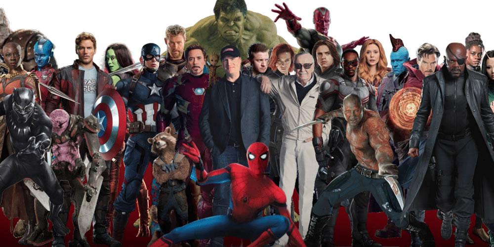 Marvel reserva seis datas de estreias de seus filmes até 2022!