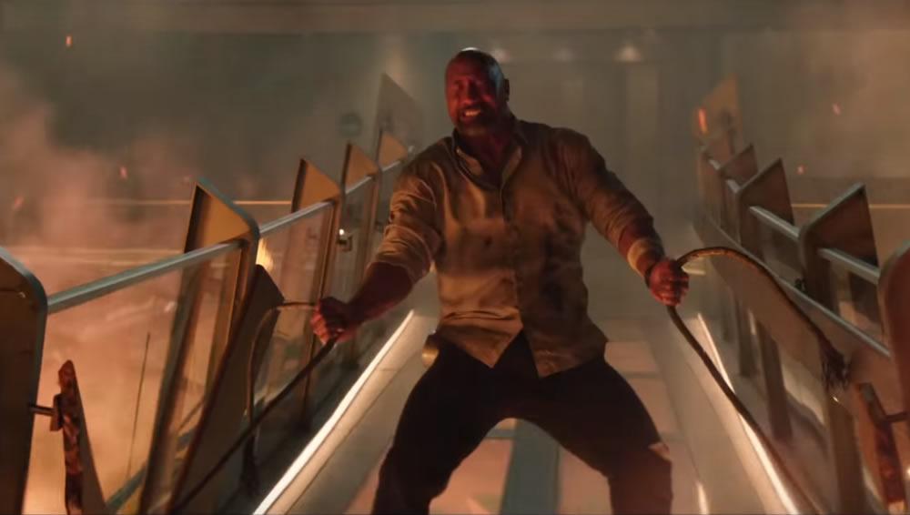 Confira o novo trailer de Arranha-Céu: Coragem sem Limite, filme estrelado pelo The Rock!