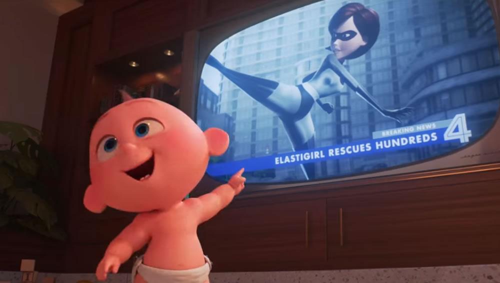 Os Incríveis 2 ganha um novo pôster e teaser que traz cenas inéditas!