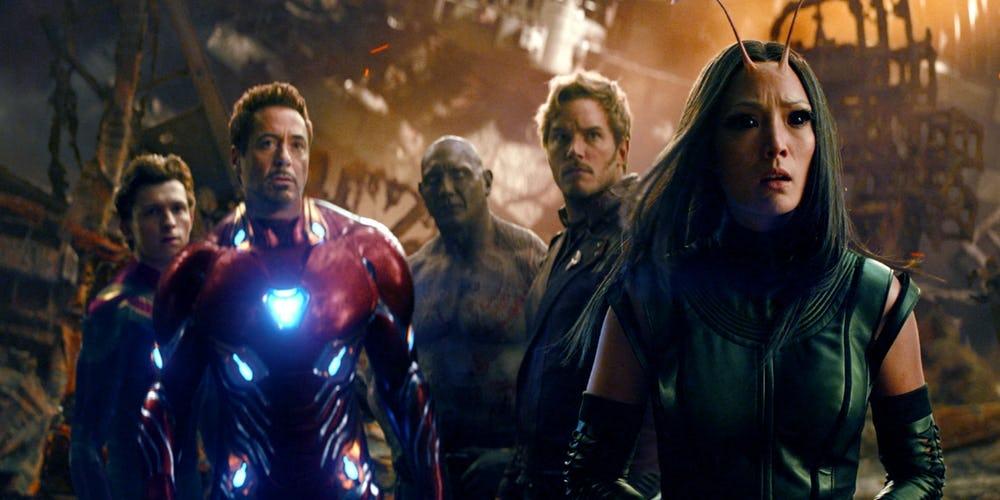 Revelado o tempo de tela de cada personagem em Vingadores: Guerra Infinita!