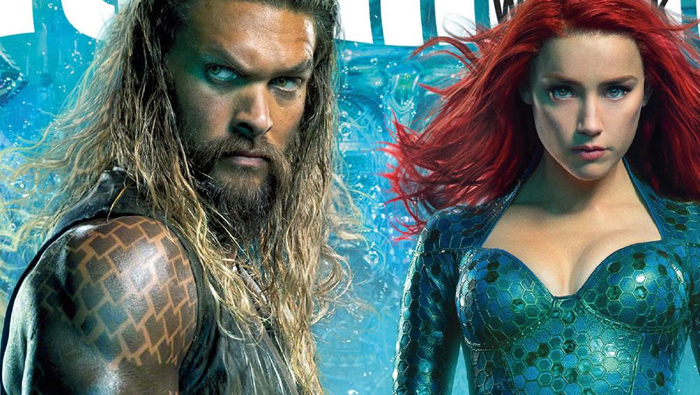 Divulgado a primeira imagem oficial de Nicole Kidman como Rainha Atlanna no filme do Aquaman!
