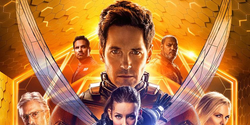 Personagens de Homem-Formiga e a Vespa se reúnem em novo pôster exclusivo do Dolby Cinema!