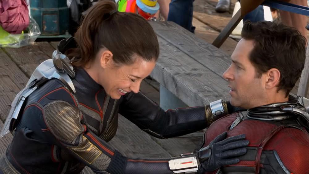 Marvel divulga vídeo dos bastidores de Homem-Formiga e a Vespa!