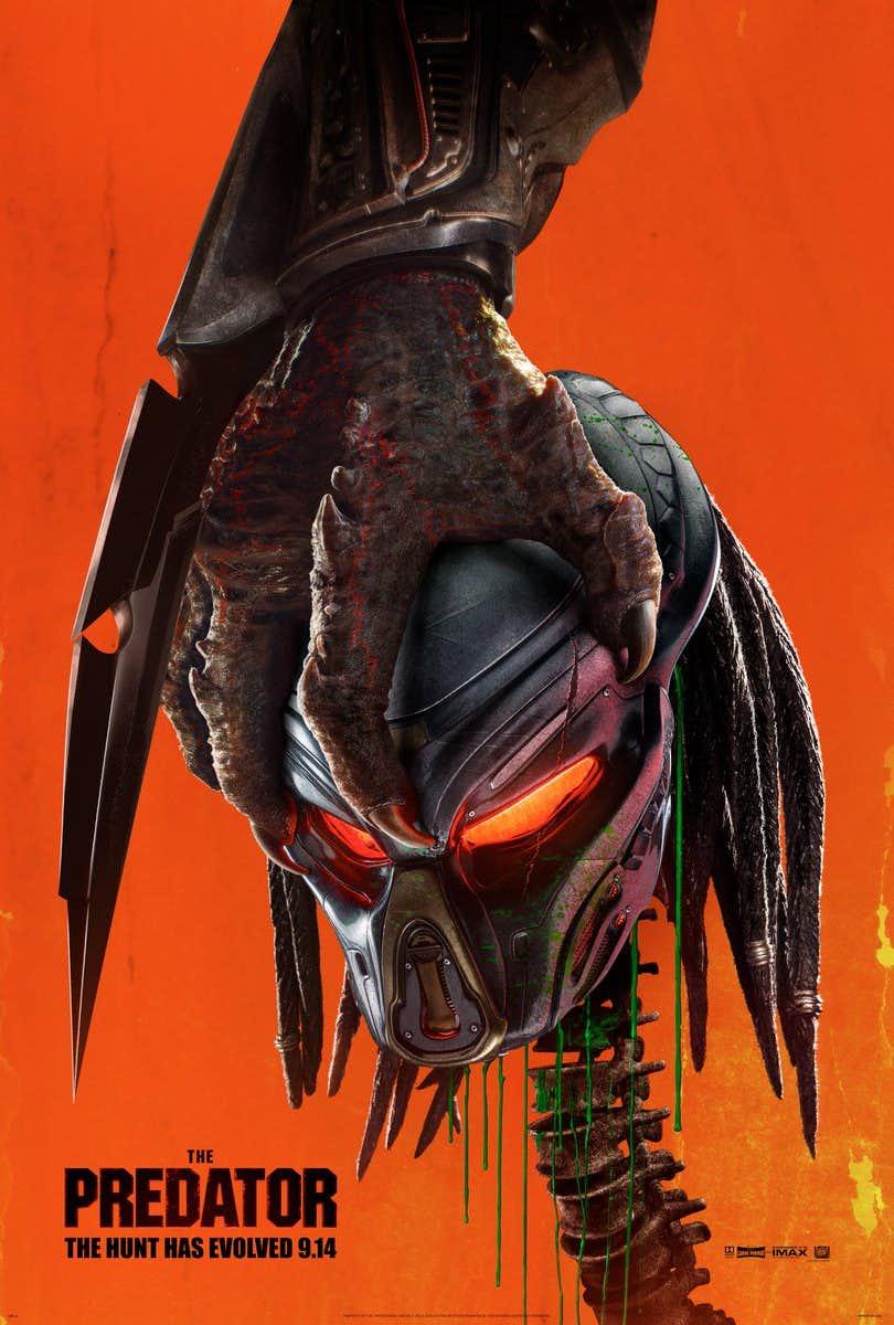 Divulgado um novo trailer de O Predador!