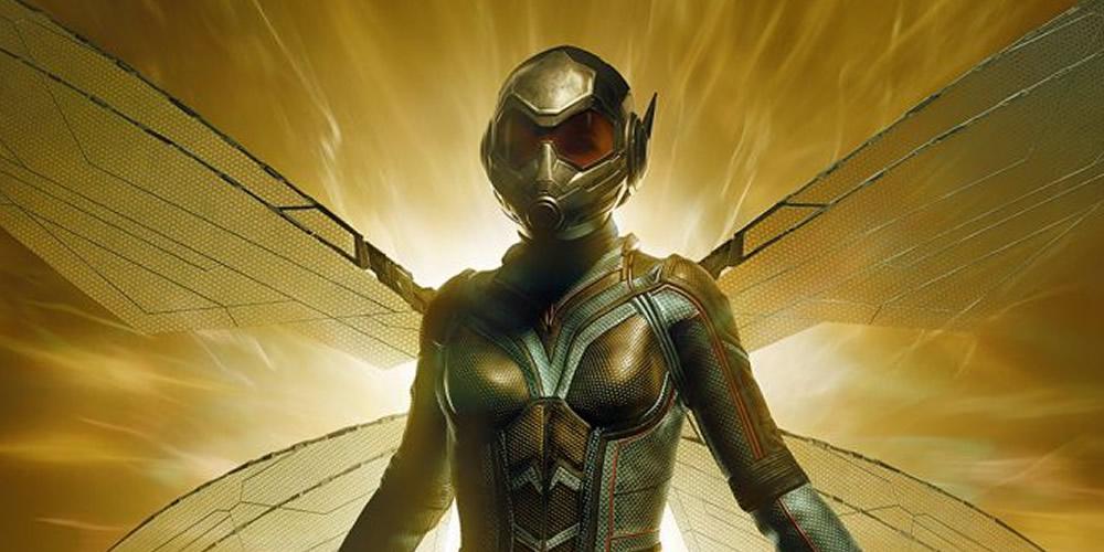 Vespa é destaque em novo pôster para IMAX de Homem-Formiga e a Vespa!
