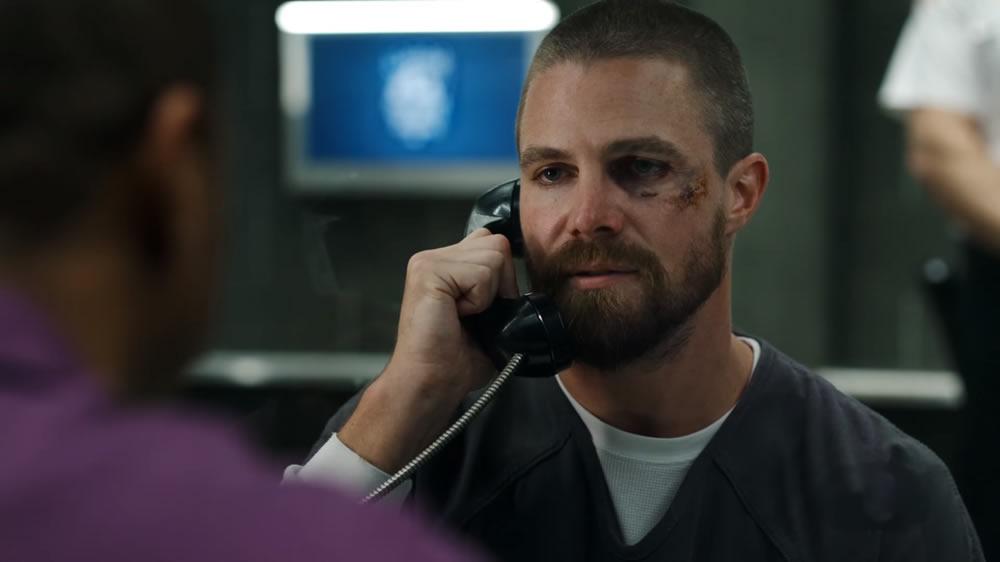 Oliver Queen tenta sobreviver na prisão no trailer da sétima temporada de Arrow!