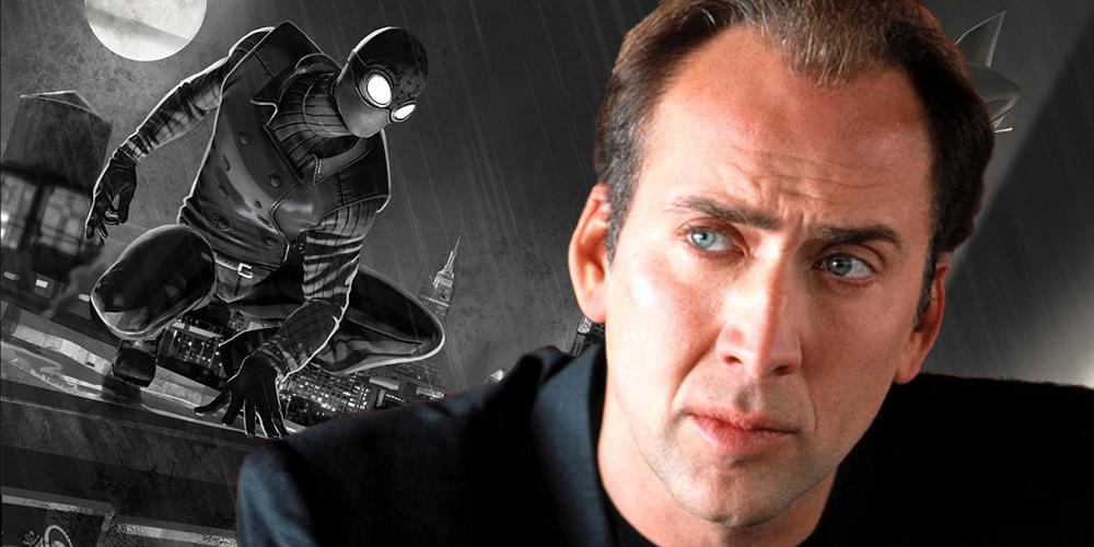 Nicolas Cage é confirmado no Homem-Aranha no Aranhaverso, novo filme animado com o Miles Morales!