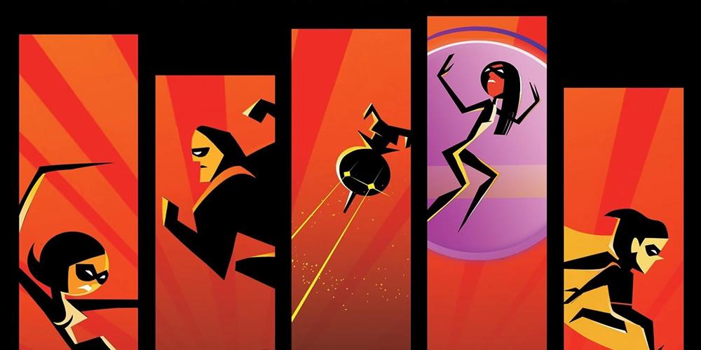 Ouça a trilha sonora completa de Os Incríveis 2!