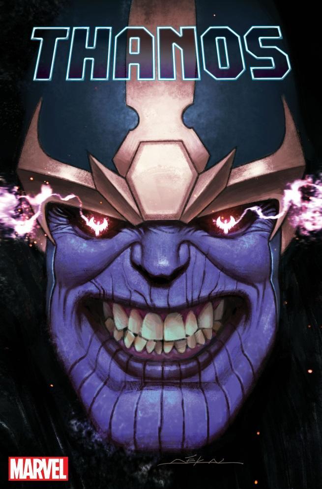 HQ | Marvel anuncia novo quadrinho do Thanos!