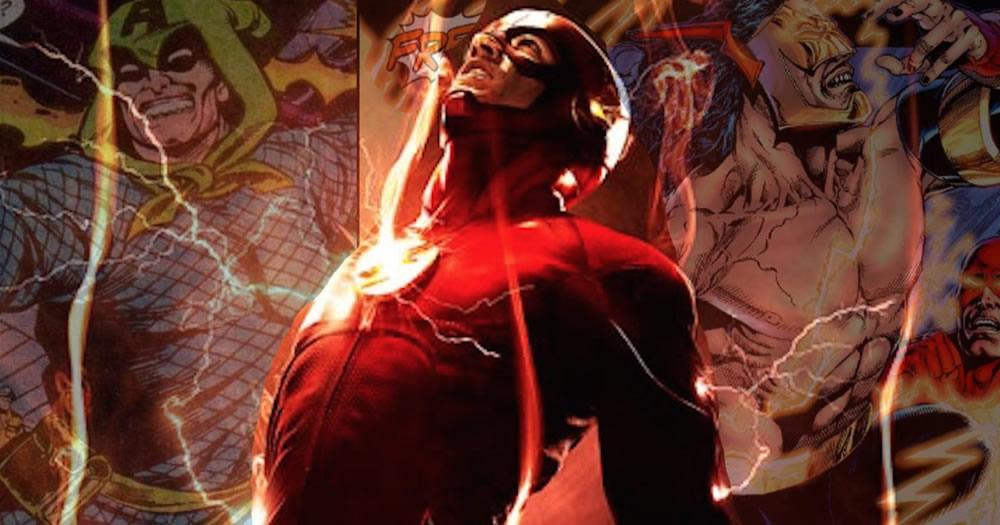 SÉRIE | Divulgadas novas imagens da terceira temporada de The Flash!