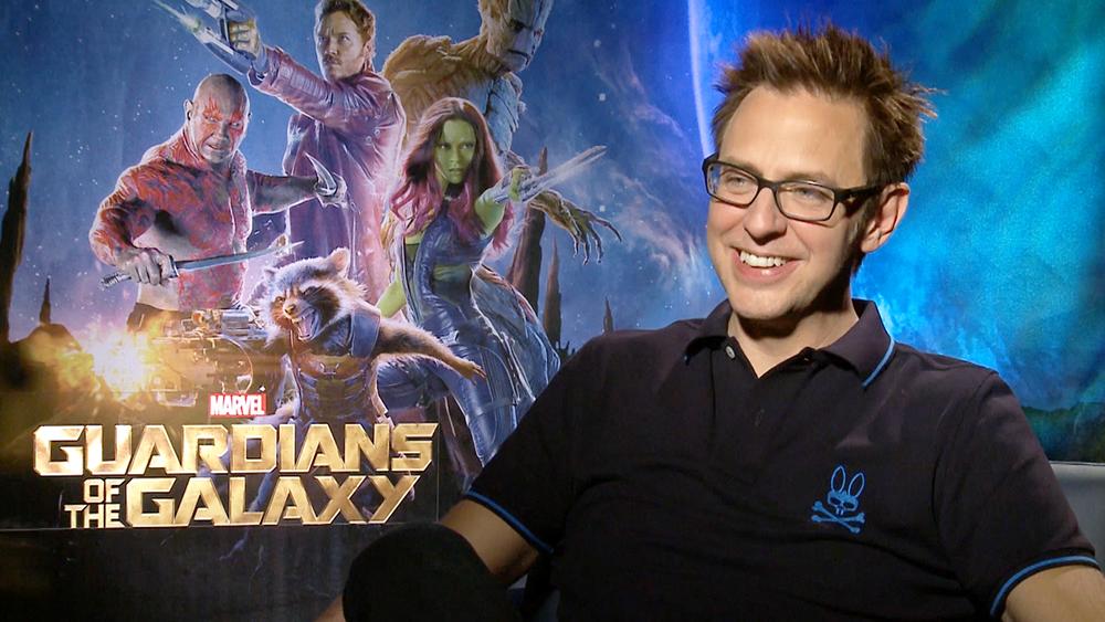 CCXP 2016 trará James Gunn, diretor de Guardiões da Galáxia!