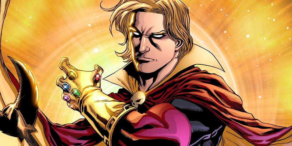 James Gunn confirma Adam Warlock em Guardiões da Galáxia Vol. 3!