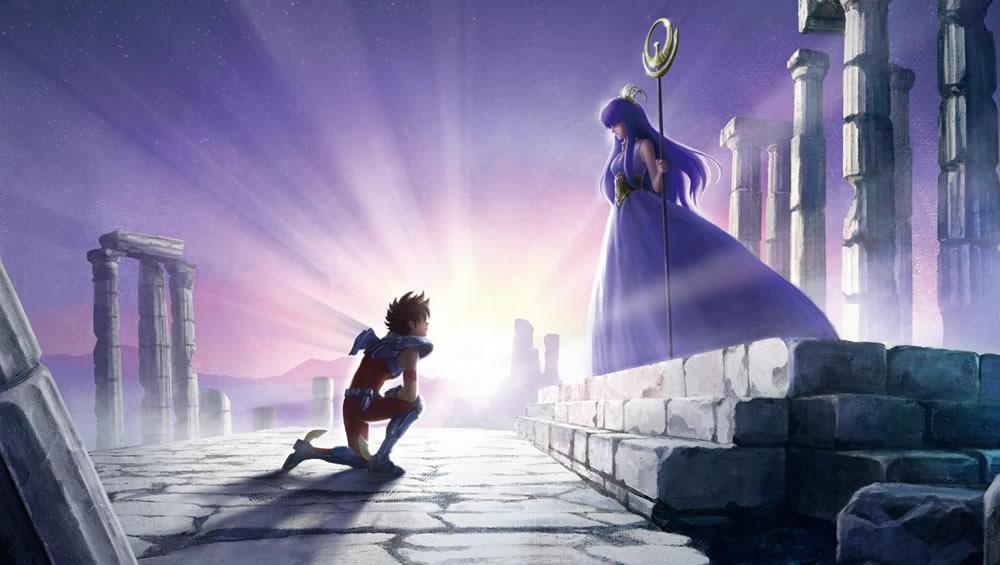 Netflix anuncia que Os Cavaleiros do Zodíaco ganhará uma série animada!
