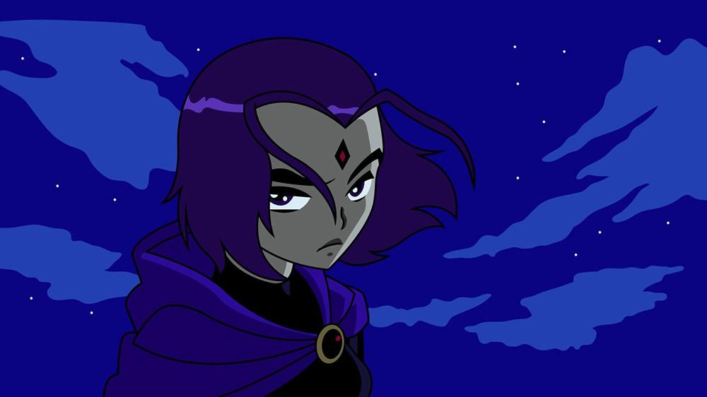 Revelada a atriz que será a Ravena na série de TV dos Titans!
