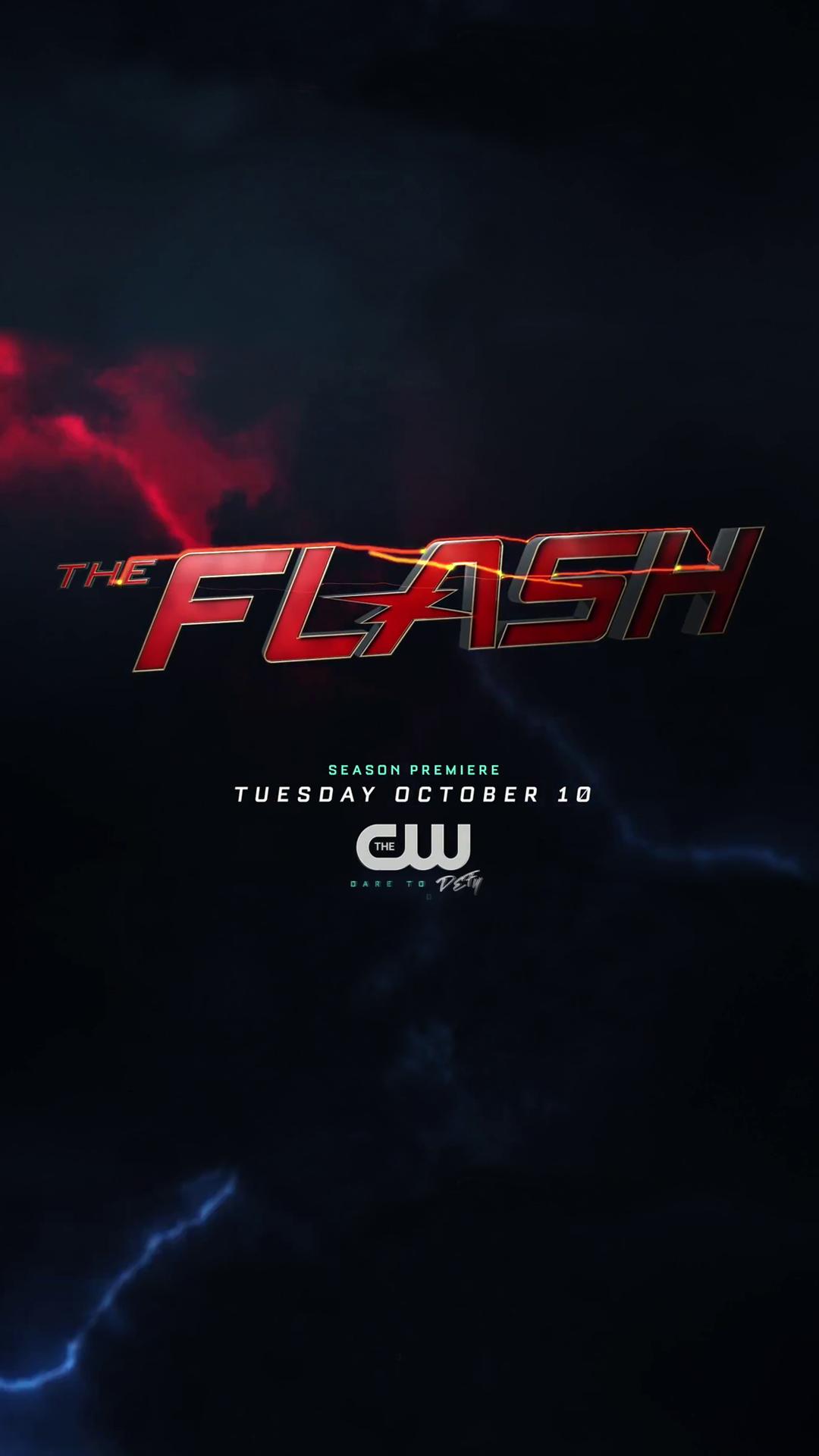 Divulgado o novo logo da quarta temporada de The Flash!