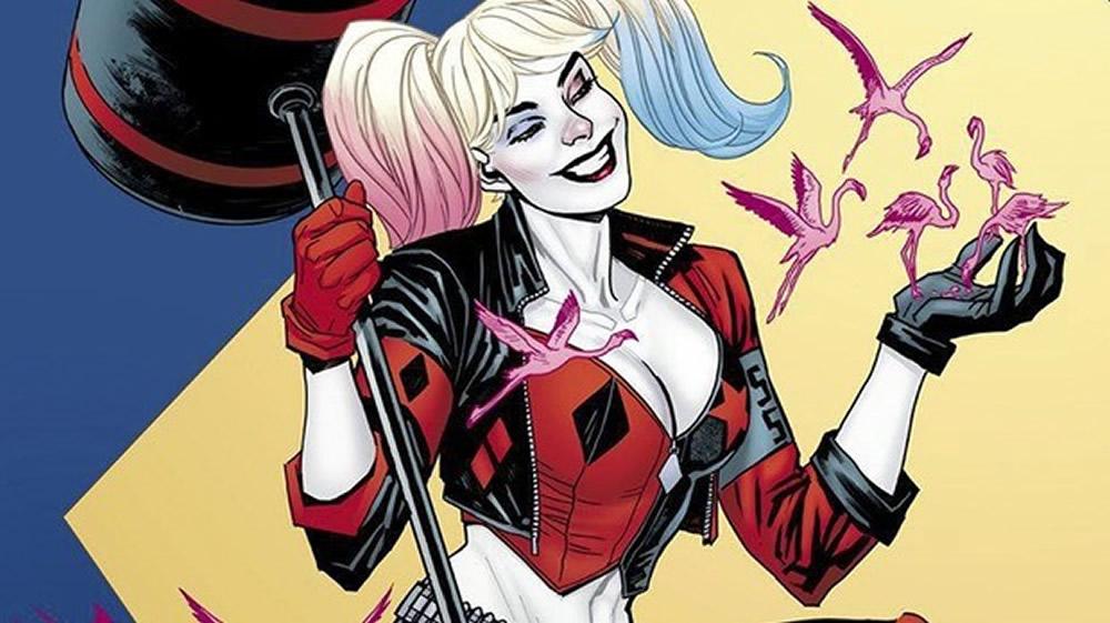 Arlequina irá ganhar uma série animada na DC!