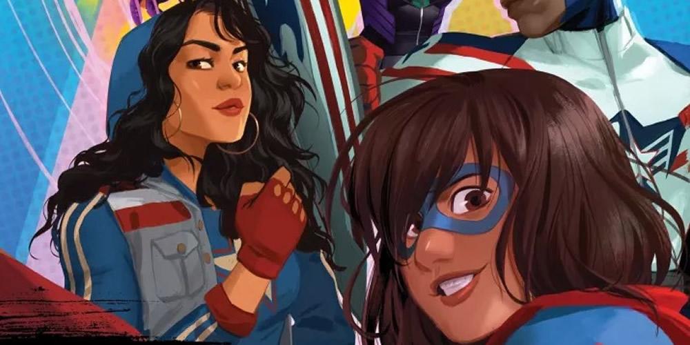 Marvel anuncia novo filme animado para 2018 com diversas super-heroínas!