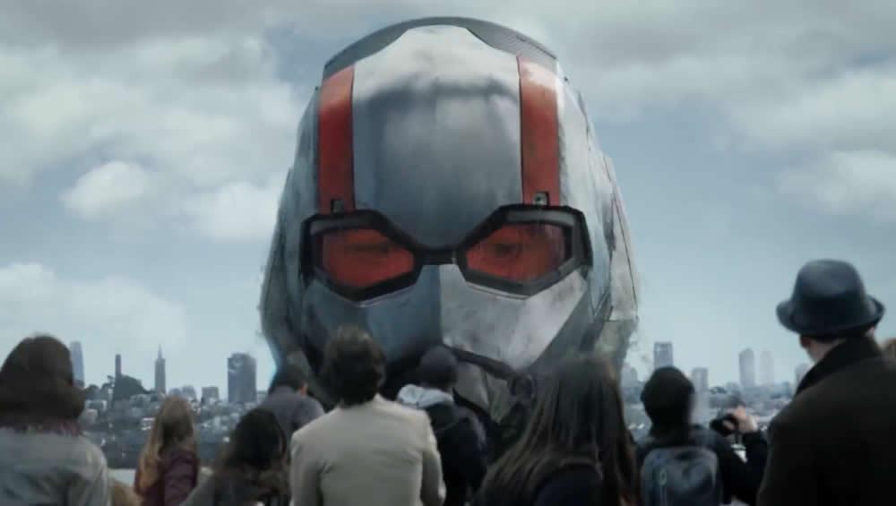 SAIU!!! Confira o primeiro trailer de Homem-Formiga e a Vespa!