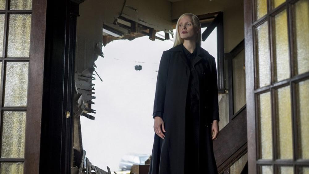 Revelado o nome da personagem vilã de Jessica Chastain em X-Men: Fênix Negra!