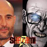 Mark Strong confirma que será o vilão Doutor Silvana no filme do Shazam!