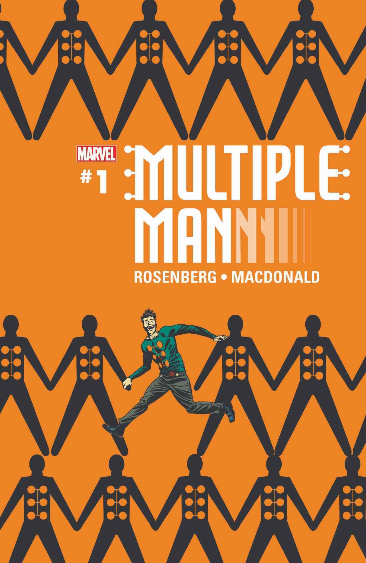 Marvel anuncia uma nova HQ mensal do Homem-Múltiplo!