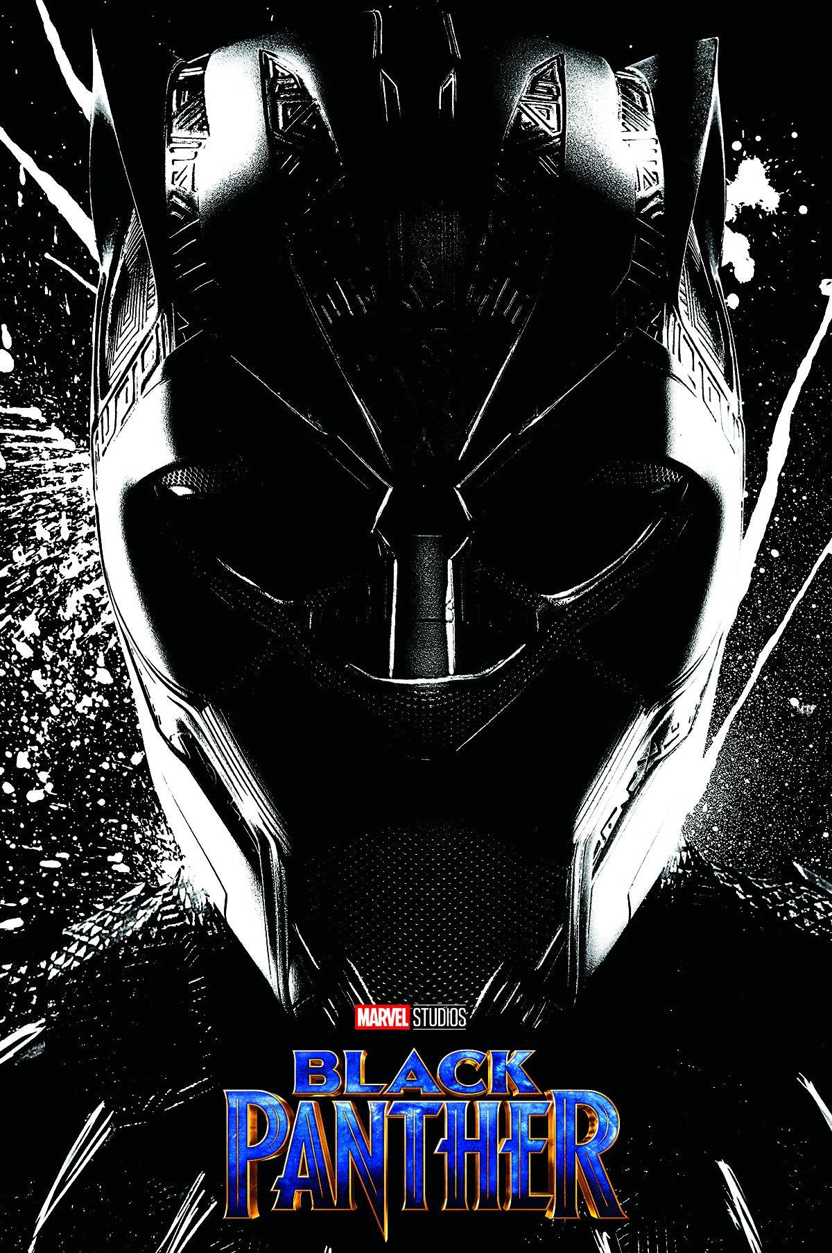 Pantera Negra ganha um incrível pôster em IMAX!