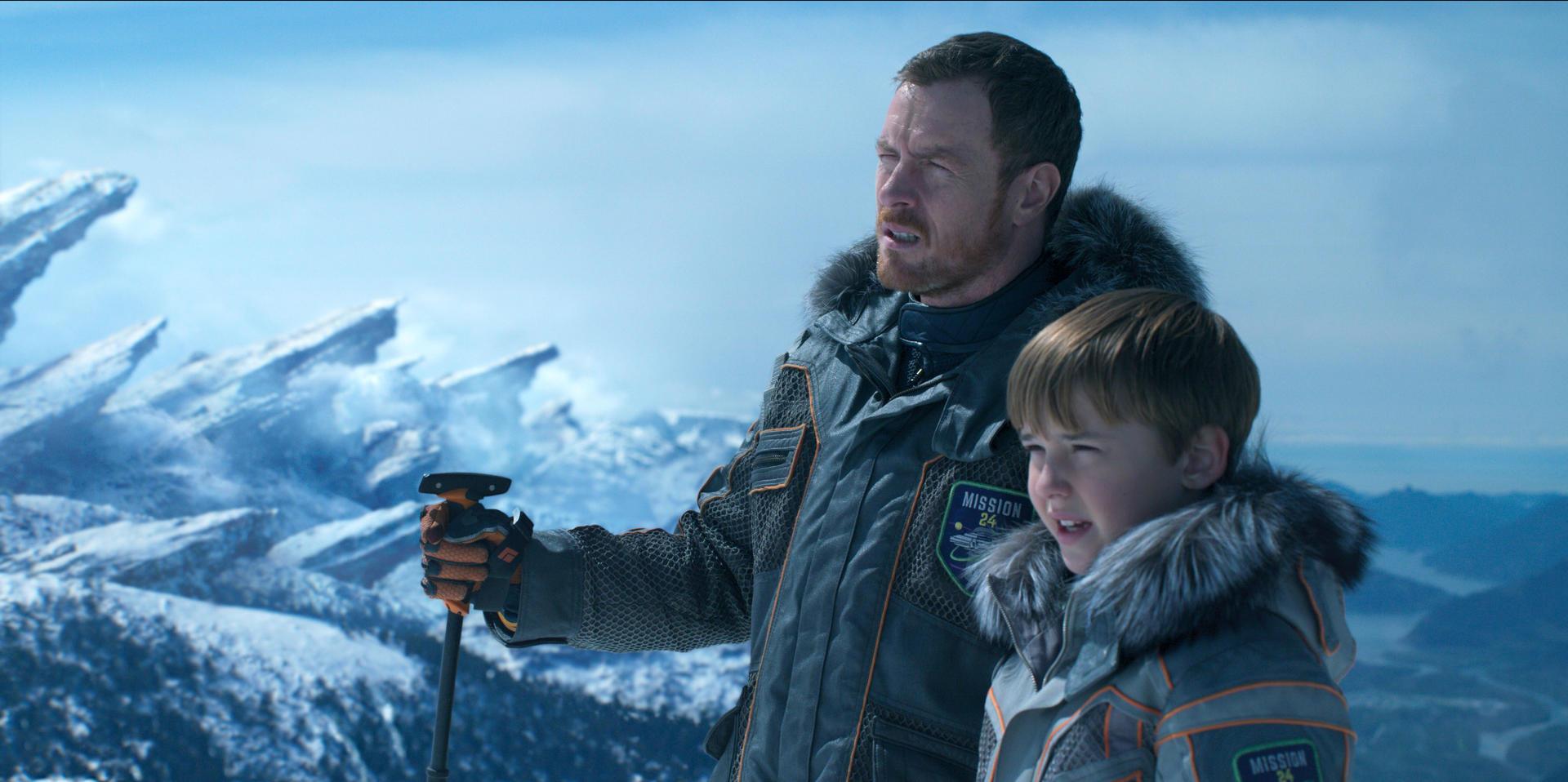 Netflix divulga teaser e primeiras imagens do remake Perdidos no Espaço!