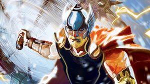 Odinson ganha um novo martelo e volta a ser herói em nova HQ do Thor!