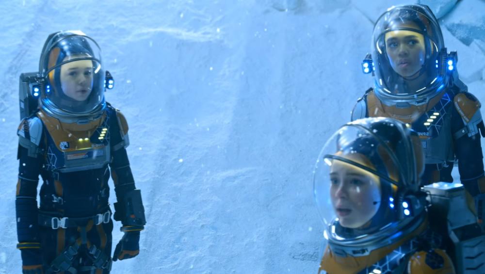 Netflix divulga um vídeo dos bastidores do remake Perdidos no Espaço!