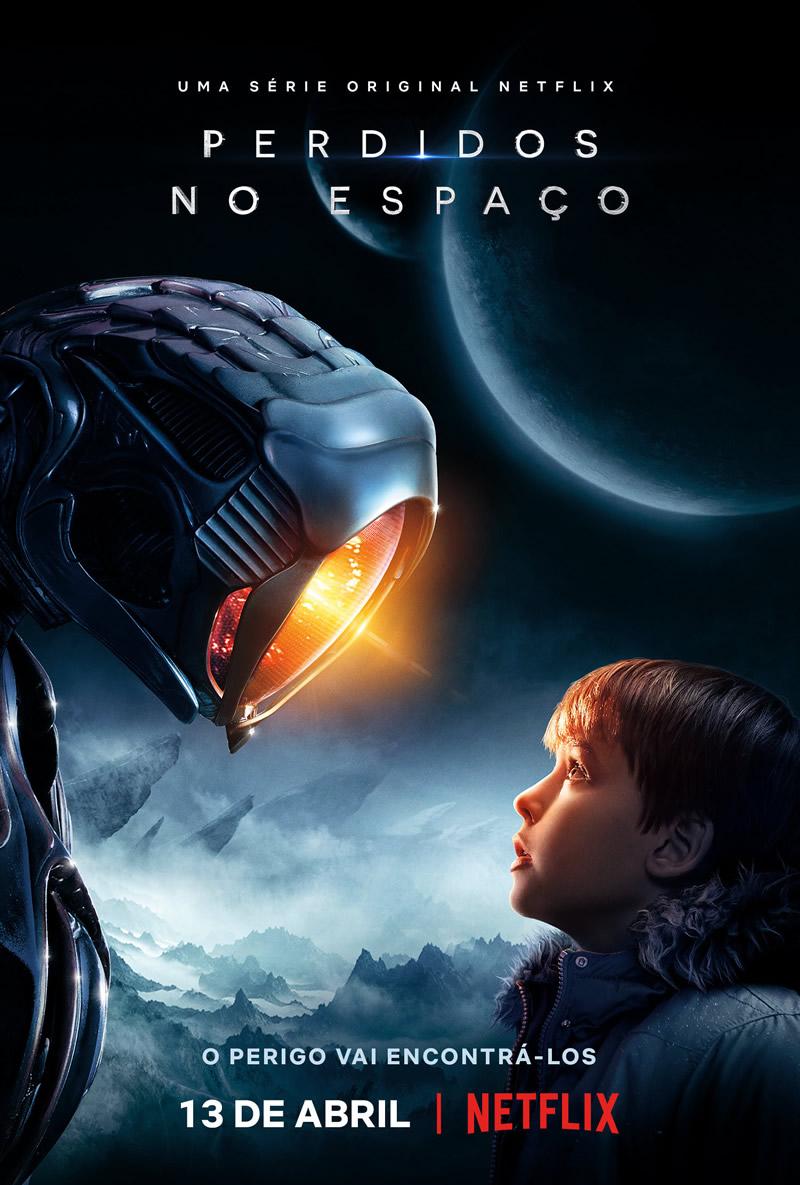 Netflix divulga o trailer e pôster do remake Perdidos no Espaço!