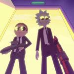 Rick and Morty ganha um clipe musical que faz referência a Pulp Fiction!