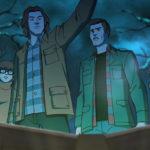 Elenco e produtores dão detalhes do episódio crossover entre Supernatural e Scooby-Doo em novo vídeo!