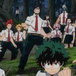 Divulgado a sinopse oficial da terceira temporada de My Hero Academia!