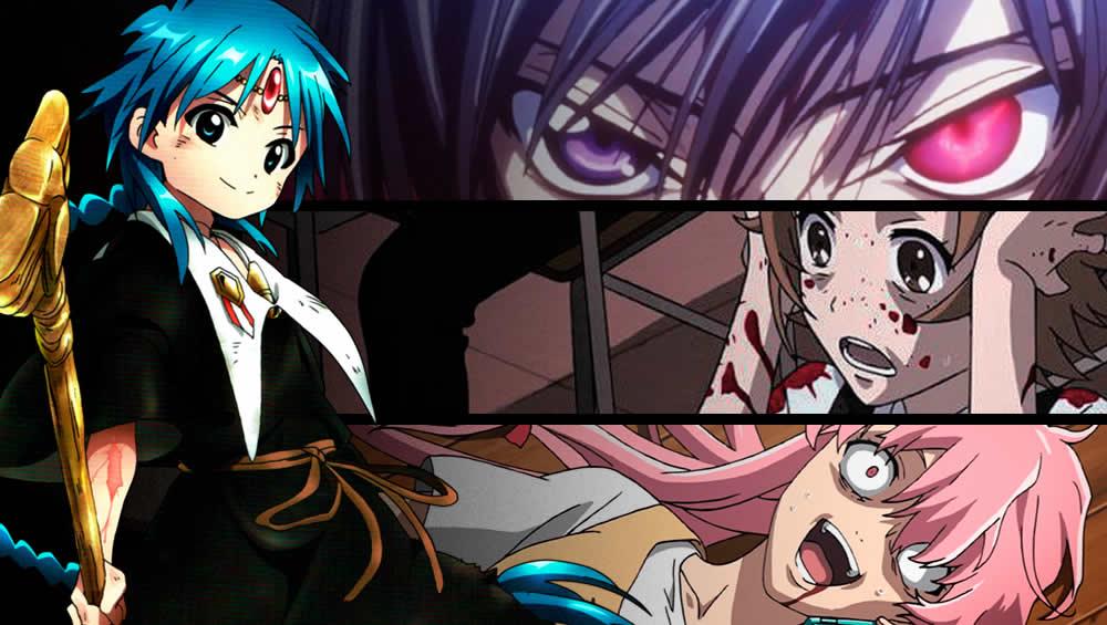 Confira 5 animes não muito comentados que você deveria assistir!