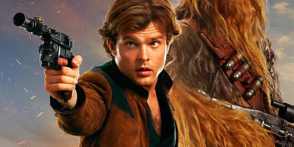 SAIU!!! Divulgado um novo trailer de Han Solo: Uma História Star Wars!