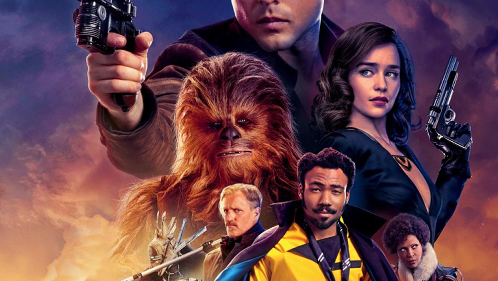 Novas imagens de Han Solo: Uma História Star Wars traz Paul Bettany como o vilão Dryden Vos!