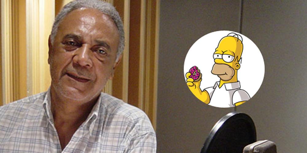 Morre aos 81 anos Waldyr Sant´Anna, o primeiro dublador do Homer Simpson!