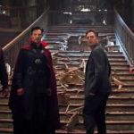 Novo clipe de Vingadores: Guerra Infinita mostra cena divertida entre Tony Stark e Doutor Estranho!