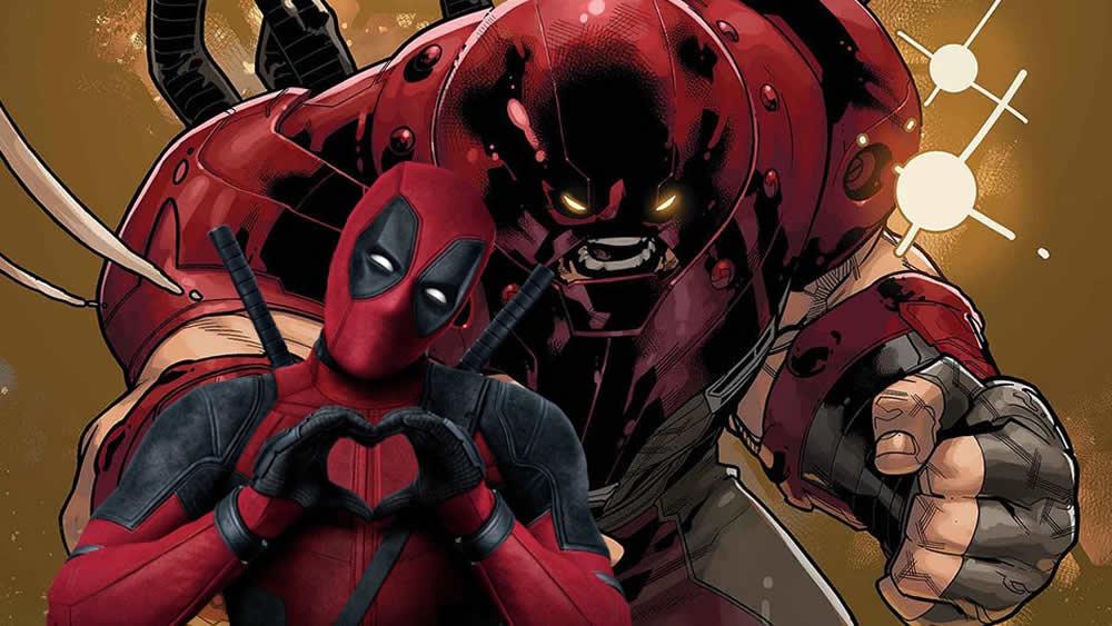 FOX divulga a primeira imagem oficial do Fanático no filme Deadpool 2!