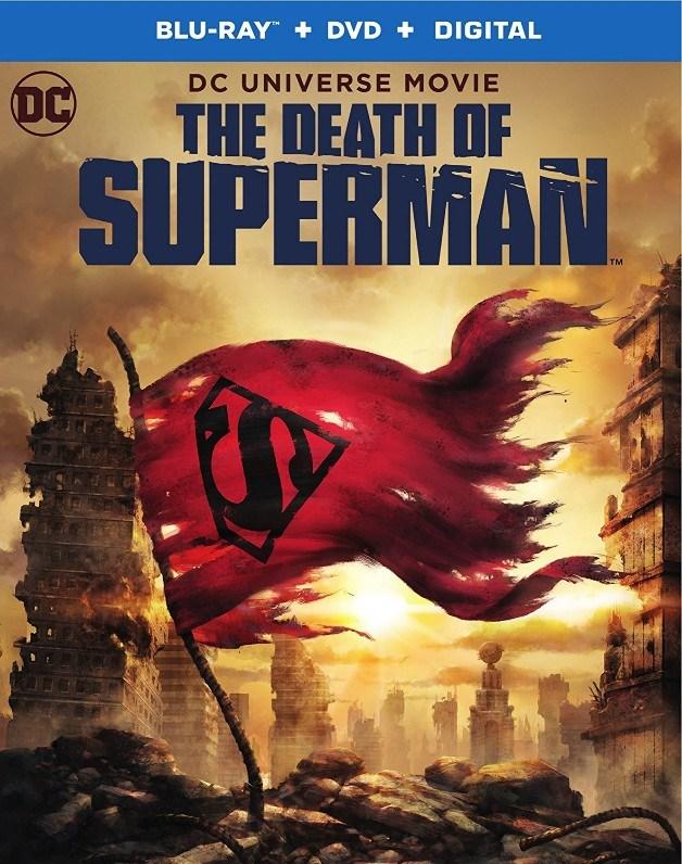 SAIU!!! Divulgado o primeiro trailer de A Morte do Superman, a nova animação da DC Comics!