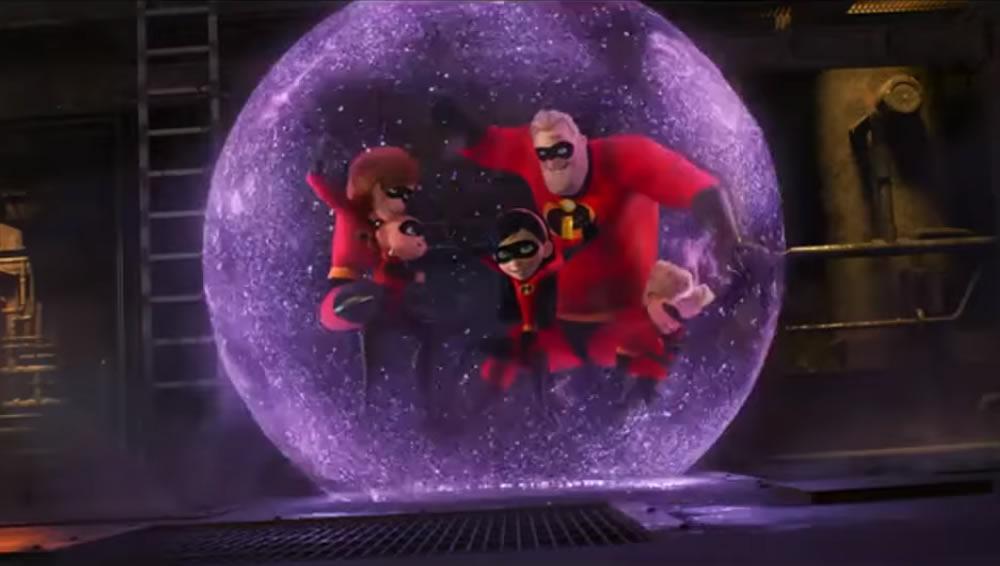 Os Incríveis 2 ganha um novo trailer internacional com cenas inéditas!