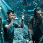Novas fotos oficiais de Aquaman mostra os guerreiros de Atlantis montados em tubarões e dragões-marinhos!