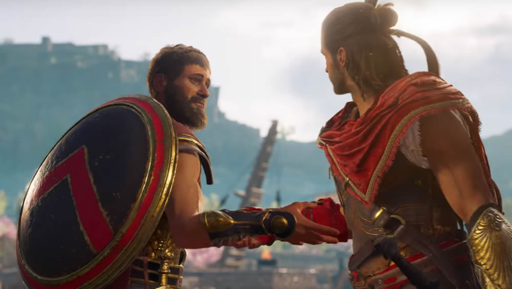 Assassin's Creed Odyssey se passa na Grécia antiga e terá Sócrates, confira o trailer!