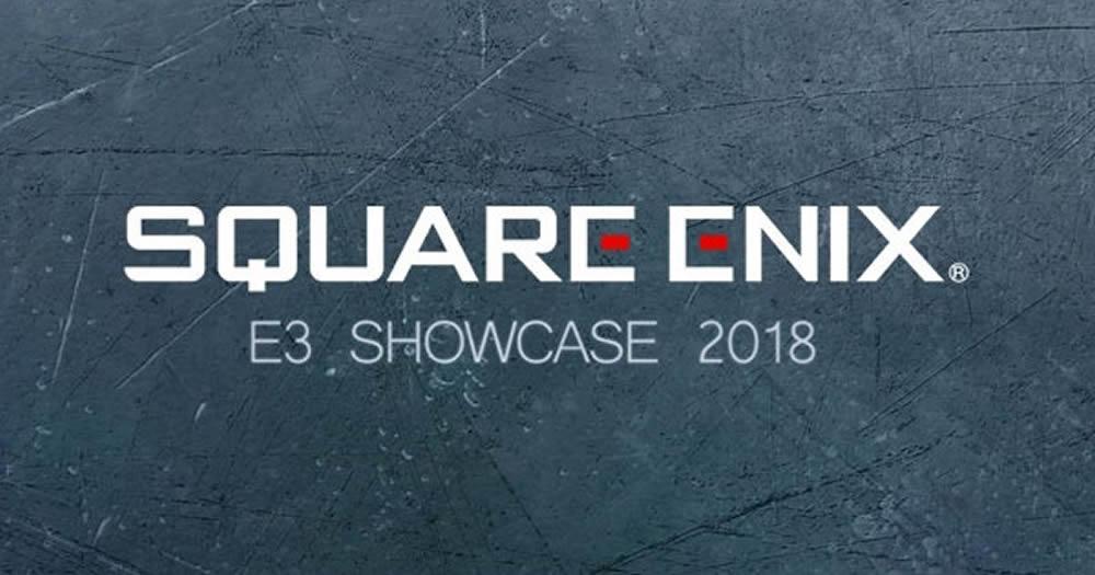 Confira a conferência da Square Enix ao vivo na E3 2018!