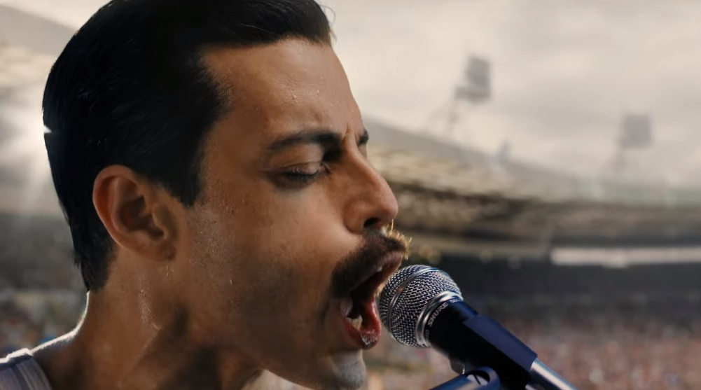 SAIU!!! Divulgado um novo trailer de Bohemian Rhapsody, cinebiografia de Freddie Mercury!