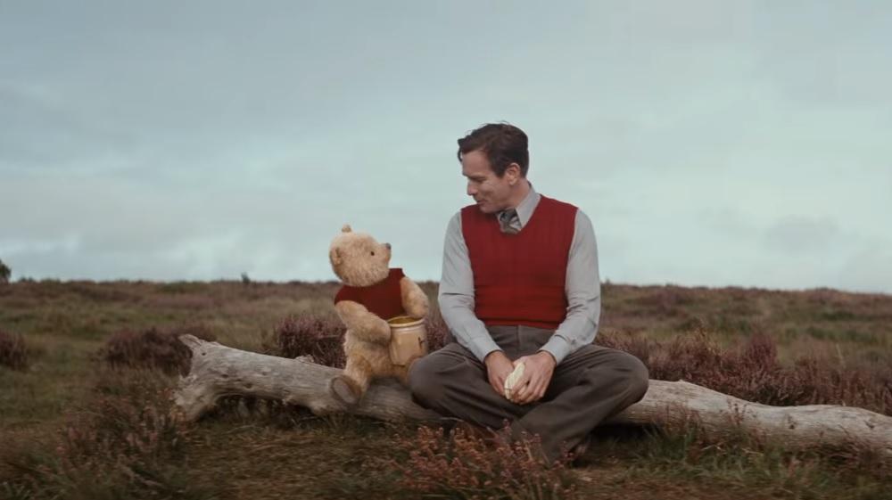 Christopher Robin, filme live-action do Ursinho Pooh, ganha um novo trailer!