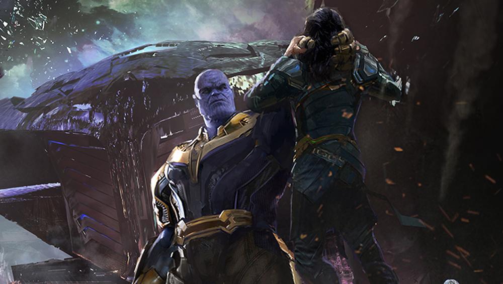 Divulgado novas artes conceituais de Vingadores: Guerra Infinita!